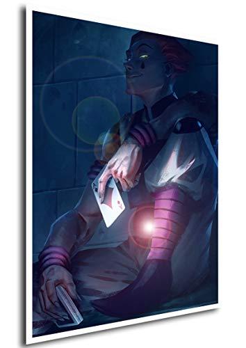 Poster Hunter x Hunter (A) Hisoka - A3 (42x30 cm)
