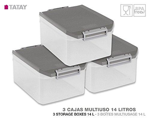 tatay-xxxx-set-3-scatole-multiuso-14-litri-dimensioni-39-x-27-x-19-cm-colore-xxx-grigio