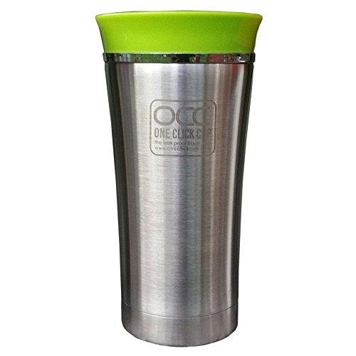 Passe Acier Cup Mug Travel 1 Click An Vaisselle Fuite En Inoxydable Au De Anti Lave 4 Couleurs 250 Garantie Isotherme One Avec exodCrB