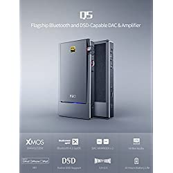 FiiO Q5 - DAC/Ampli USB Bluetooth