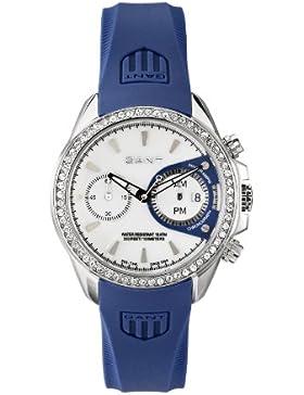 GANT Watches Damen-Armbanduhr Bedstone Analog Kautschuk W10653