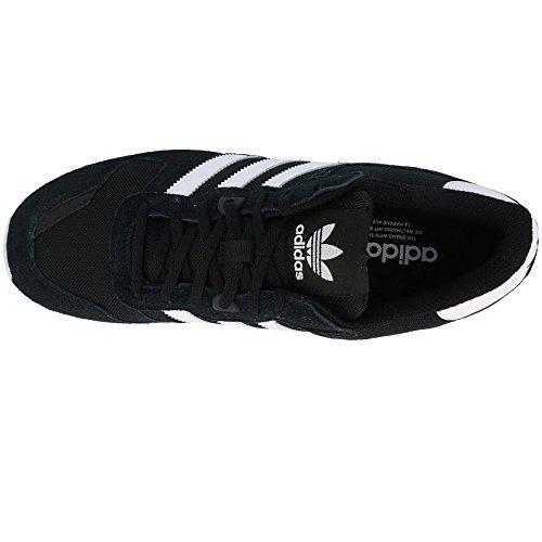 adidas Herren Zx 700 Gymnastikschuhe Schwarz (Core Black/Footwear White/Core Black)