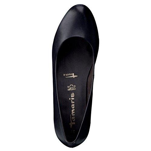 Tamaris 1-1-22404-25/805, Scarpe col tacco donna Nero