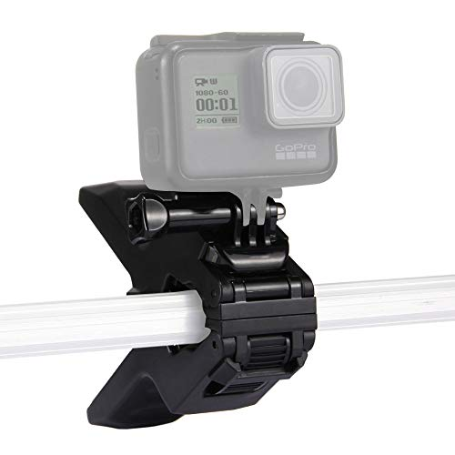 DuDuDu Für GoPro Zubehör Radsport große Durchmesser Schelle und Deck + Schraube für GoPro Hero 5/4 SESSION/4/3 + / 3/2/1