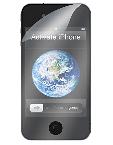 Generique 16968 10 Films de protection d'écran pour iPhone 4/4S
