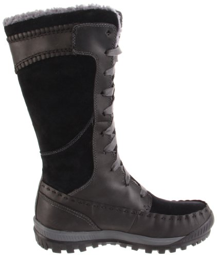 Timberland Women s 18643 Mount Holly Lace-up Knee-High Boot Black  4 UK