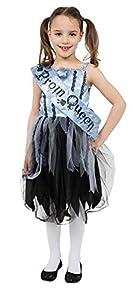 Bristol Novelty Traje Reina del Baile Sangrienta (L), Edad aprox 7-9 años