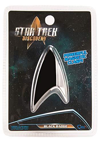 41 ZZGzwcoL - Quantum Mechanix Star Trek: Discovery Black Magnetic Clasp Divisa