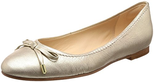 Standard Lily in Fit Grace Clarks Shoes Beige Leather Size Champagne 6 cOYaqR4U