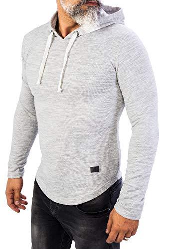 Rock Creek Herren Longsleeve Shirt Langarm Hoodie Sweatshirt -