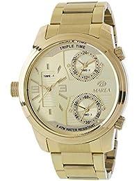 99892ed6c1f1 Amazon.es  Dorado - Relojes de pulsera   Hombre  Relojes