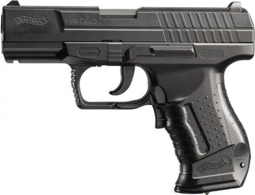 Walther P99 DAO elektrik AEG Softair 0,5 J 6 mm BB Federdruck des Herstellers G8DS®