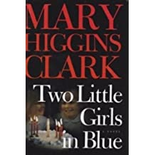 TWO LITTLE GIRLS IN BLUE (LARGE PRINT)