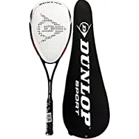 Dunlop Nanomax Tour Squash Racket + Cover RRP £180