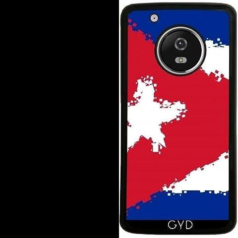 SilikonHülle für Moto G5 Plus - Kuba by Cadellin