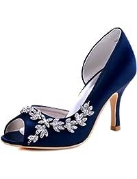 Sandali blu per donna Elegantpark ktOVZo3s77