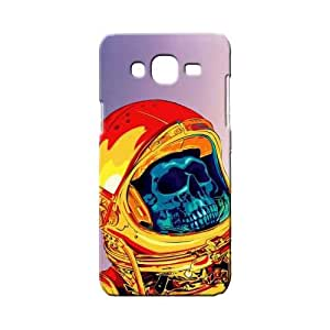 BLUEDIO Designer 3D Printed Back case cover for Samsung Galaxy A8 - G0261