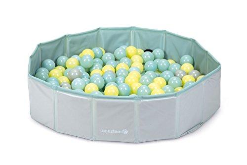 Beeztees Puppy Spielbälle - 200 Stück - Bällebad Für Hunde