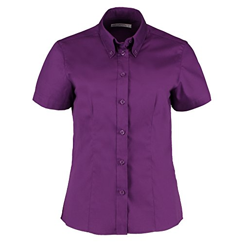Kustom Kit - Camicia -  donna Dark Purple