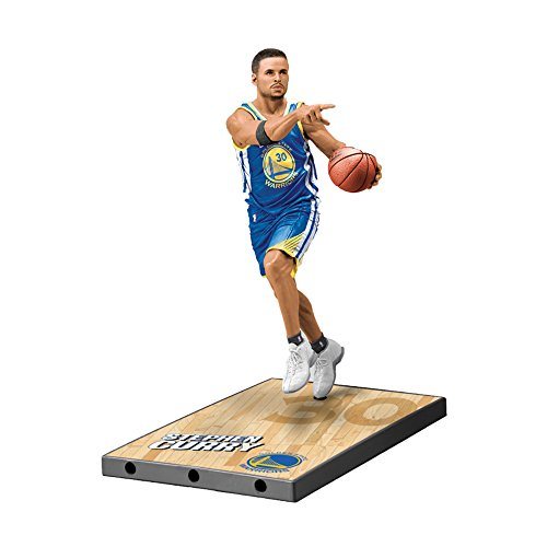 McFarlane NBA Series 32 Stephen Curry Golden State Warriors 7 inch Figura De Acción