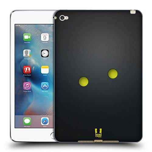 Head Case Designs Squash Ball Kollektion 2 Soft Gel Hülle für Apple iPad mini 4