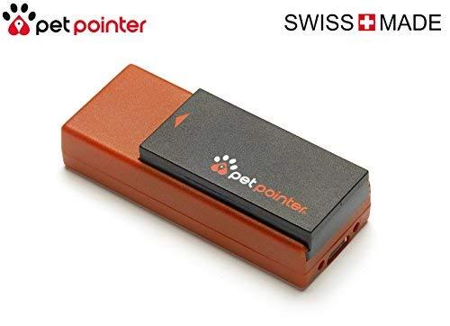 pet pointer 15091 Ladegerät mit Akku für Gps Tracker (Halsband-empfänger)