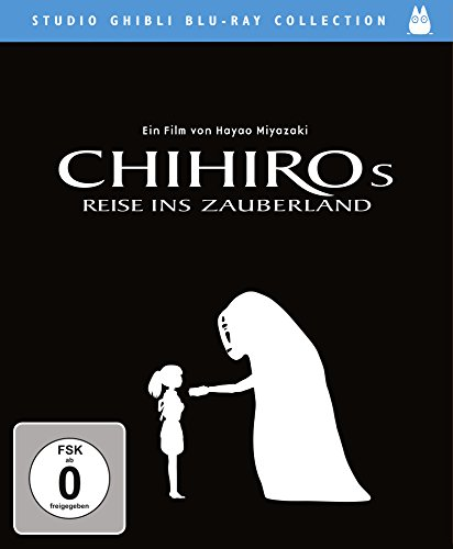 Chihiros Reise ins Zauberland – Studio Ghibli Blu-Ray Collection