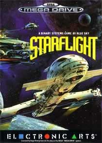 Starflight Sega Mega Drive (Sega Genesis Spiel Xbox)