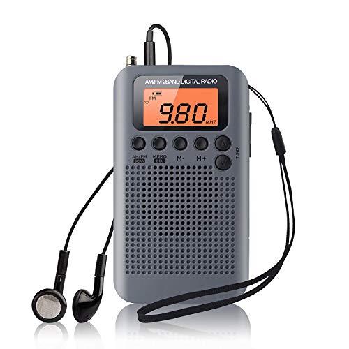 Mini Radio de Poche Personnel Radio...
