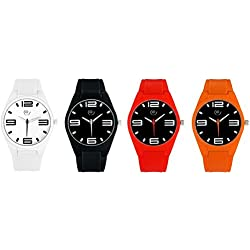 WRIST WATCH SILICONE MASCAGNI TO 321