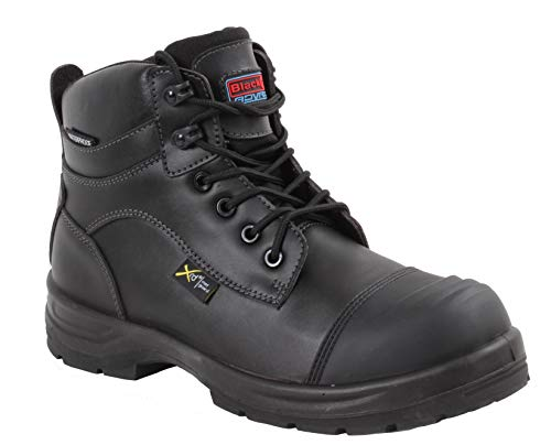 Chaussures de sécurité avec protection métatarsienne - Safety Shoes Today