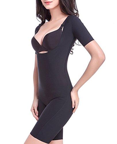 TININNA-Bustier-Cors-Corset-Pantalones-Body-Mujer-Cintura-Abdomen-Muslo-Postparto-Recuperacin-Lencera-Moldeadora-Adelgazante-Efecto-para-Dar-Figura-Shapewear