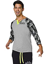 Zumba Fitness United by Passion T-Shirt Homme Wear It Out dd70eaca4bd