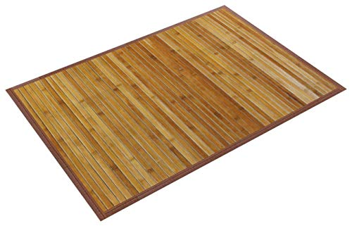 Bambusteppich, Maße ca. 160x230cm
