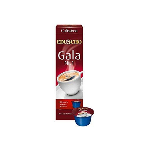 Eduscho Cafissimo Kaffee Gala Nr. 1
