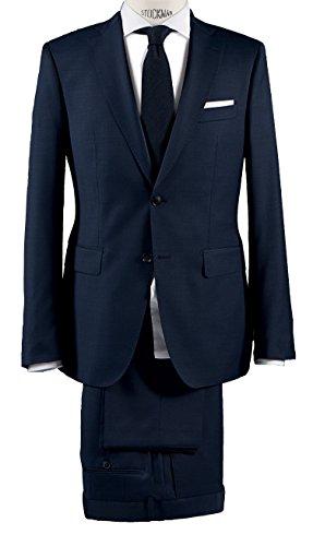 Michaelax-Fashion-Trade -  Abito  - Basic - Maniche lunghe  - Uomo Blau (35)