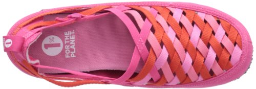Patagonia Advocate Lattice Toile Chaussure Plate Rossi Pink
