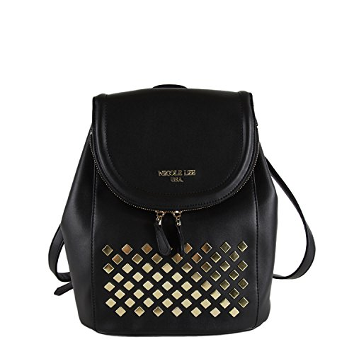 nicole-lee-rowan-diamond-studded-backpack-black