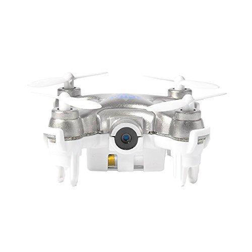 Cheerson CX-10W 2.4G 4CH 6 Achse iOS / Android App Wifi-Fernbedienung RC FPV Echtzeit Video Mini Quadcopter Hubschrauber Drone UFO mit 0.3MP HD Kamera RC196 - 6