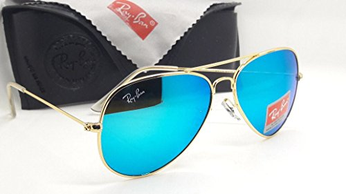 9a0f2d4623ed 69% OFF on Ray-Ban RB3026 65 14 130 Aviator Non-Polarized Sunglasses ...