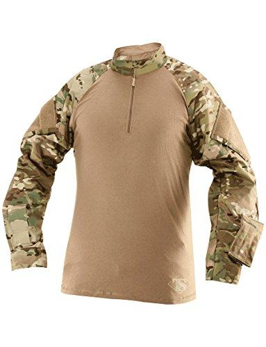TRU-Spec Combatshirt 1/4 Zip Multicam
