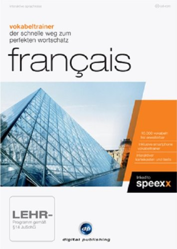 Interaktive Sprachreise: Vokabeltrainer Francais [Download]