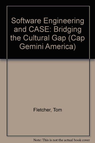 software-engineering-and-case-bridging-the-culture-gap-bridging-the-cultural-gap-cap-gemini-america