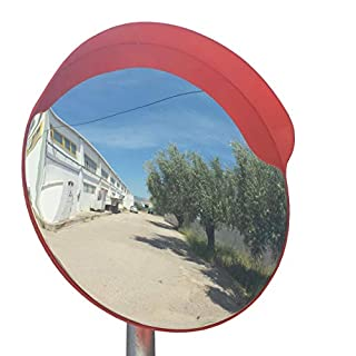 ECM-80o Convex flexible traffic mirror, diameter 80 cm (31
