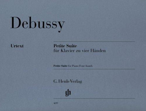 Petite Suite - Piano 4Ms par Debussy
