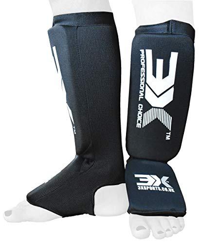 professional choice mma boxe paratibia parastinchi piede protezione krav maga muay thai kickboxing combat pratica