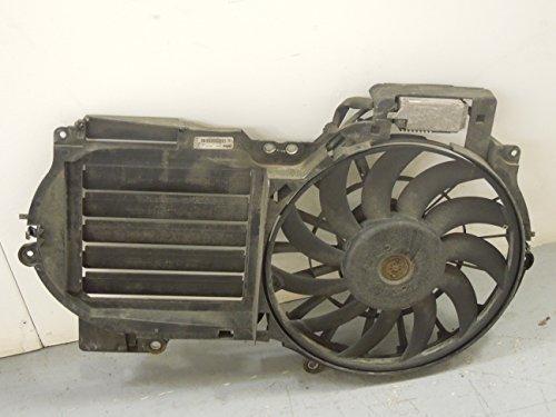Audi A6C6Single Elektrischer Cooling Lüfter und Controller in Panel