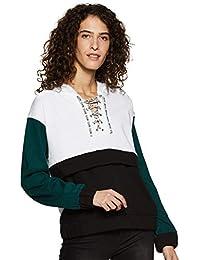 bc5d24cca Forever 21 Women's Sweatshirts Online: Buy Forever 21 Women's ...
