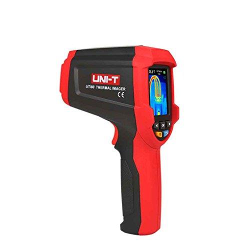 Topker UNI-T UTi80 cámara termográfica de imágenes de la cámara termográfica Imager -30 a 400 grados de celsius de 4800 píxeles de alta resolución