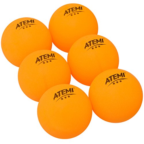 Atemi 3-Star Table Tennis Balls ...